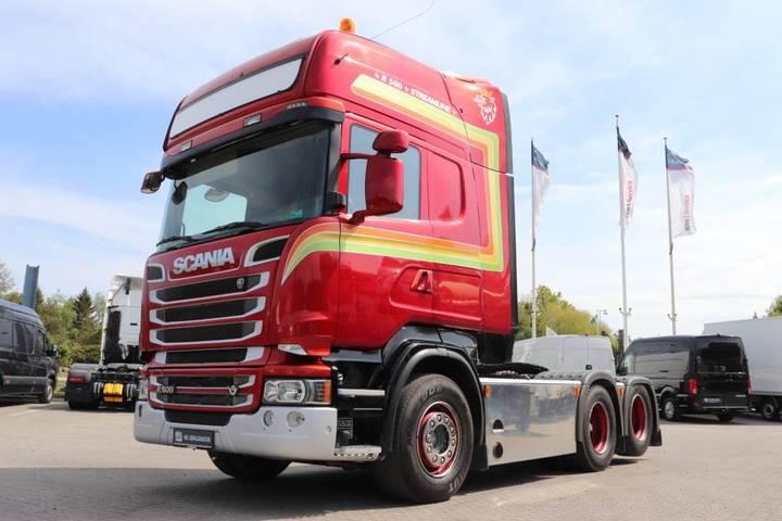Scania R500 6x2 Topline M. Hydraulik - 2013