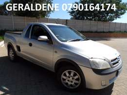 2009 Opel Corsa Utility 1.7DTI Club Excellent All Round 162000kms Call