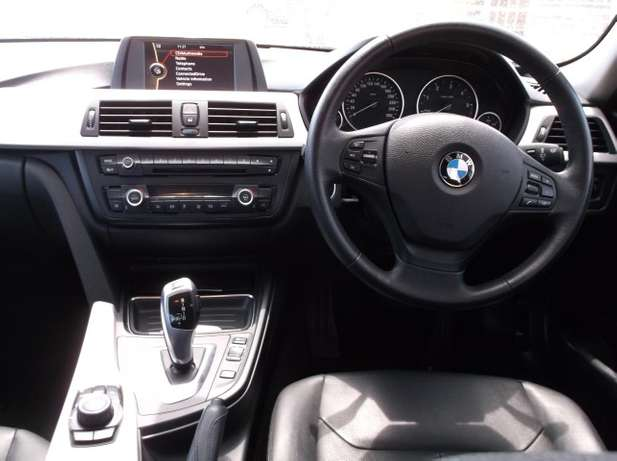 2013 BMW 320D A/T (F30) Roodepoort - image 5