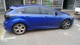 2012 ford Focus ST1 184kw
