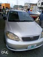 Toyota Corolla 2005 model for fast sell