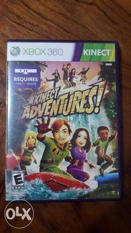 Kinect Adventures for Xbox360