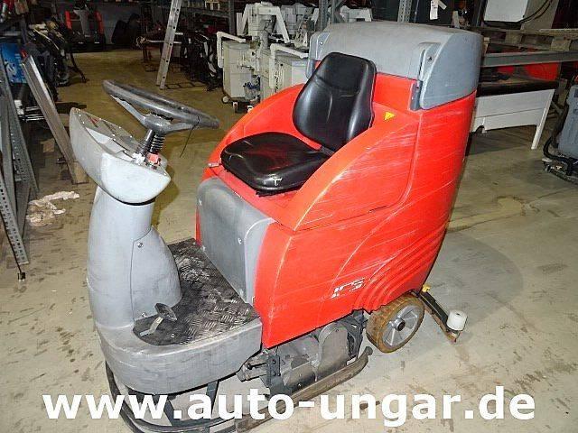 Hako B750 R Scheuersaugmaschine Walze 1.451 Stunden - 2005