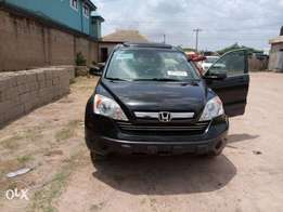 Honda crv 2009 model clean tokunbo