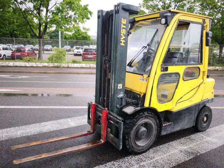 Hyster H2.5ft - 2011