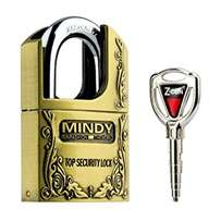 Mindy Anti-theft Padlock