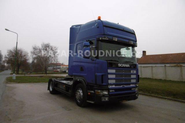 Scania R124LA4X2NA(ID10295) - 2003