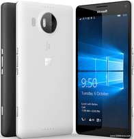 Microsoft Lumia 950XL;brand new sealed with warranty free glass