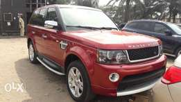 Tincan Cleared 2008 Upgraded to 2013 Range Rover Sport