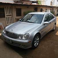 4weeks Registered Mercedes-Benz C 280 (2006)