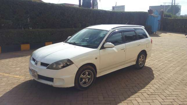 nissan wingroad forsale Muchata - image 5