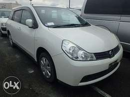 Nissan Wingroad Year 2011 Model Automatic Transmission White Ksh 780K