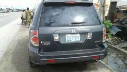 Clean regd first body HONDA PILOT for sale...