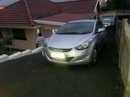 2013 Hyundai Elantra 1.6 GLS R135 000 or nearest cash offer