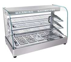 Showcase 900mm Display Food Warmer