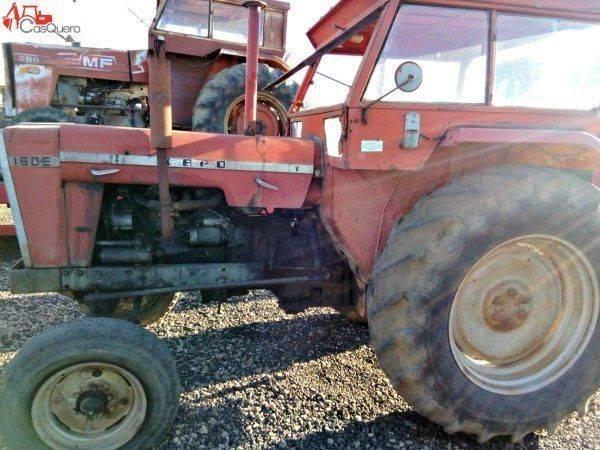Ebro 160e wheel tractor for parts