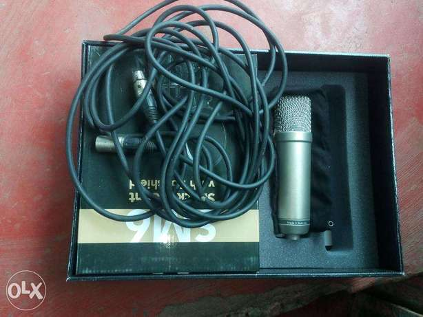 RODE NT-1A microphone South B - image 1
