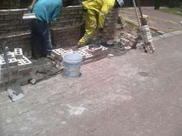 painting.paving ,tiling,roofing