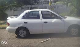 Give away price Hyundai accent 1,5 letter R20000
