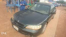 First body Honda Accord baby boy 2000 model for a quick sale