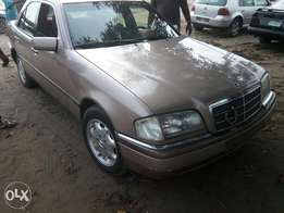 Toks Mercedes benz 2001for sale