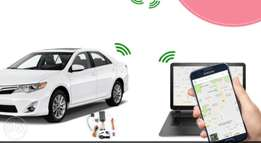CAR GPS Tracker online and phone support
