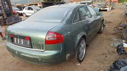 Audi A6 2.4 breaking for spares