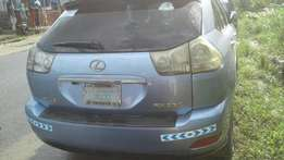 Clean regd buy and drive LEXUS RX330 for sale...