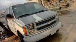 BUy and fix chevrolet bus for just 280k, call donald