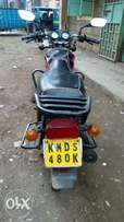 Am selling a motor cycle in good condition