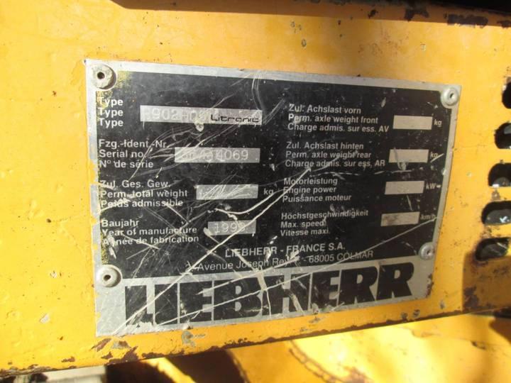 Liebherr R902HDSL - 1998 - image 16
