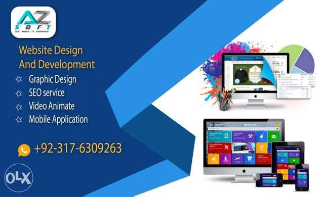 We develop any kind of web app using Laravel, Php