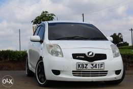 TRD Toyota Vitz RS for sale