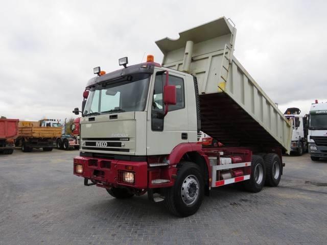 Iveco 380 E 38 6x4 Atm Dumper 16 M3 - 2003