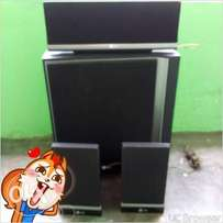 Used LG Home theatre system