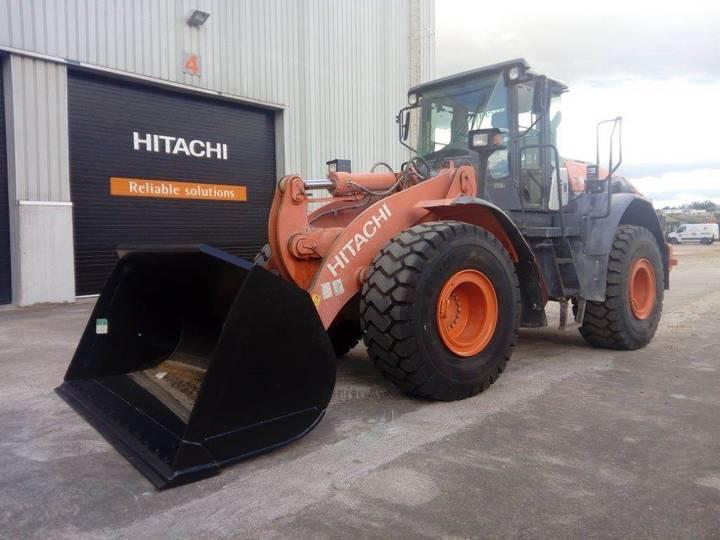 Hitachi Zw220-5b - 2014