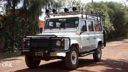Rugged Land rover at a great price