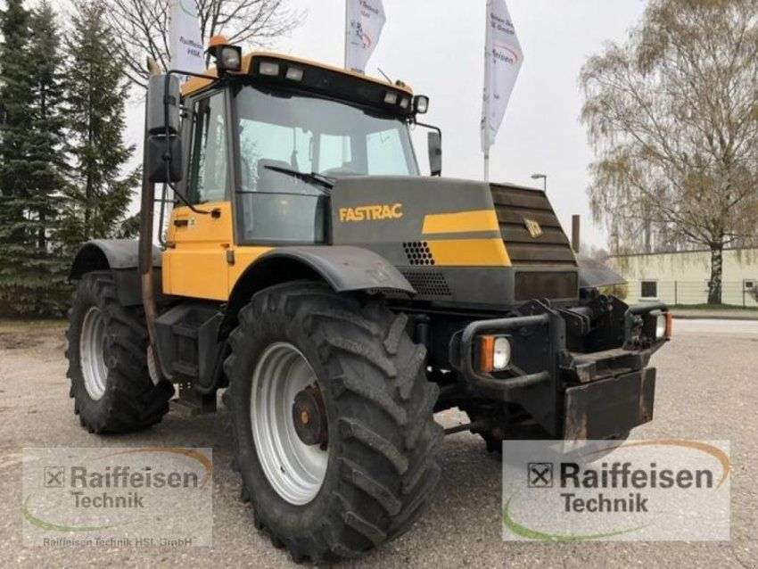 JCB fastrac 130-65 turbo - 1993
