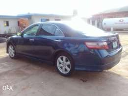 Six months old used Toyota Camry sport 2009 model for sale