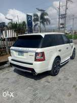 Extremely Neat Registered 2011 Range Rover Sports