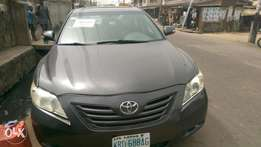Toyota Camry muscle 07