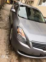 2010 Nissan altima tokunbo clean history