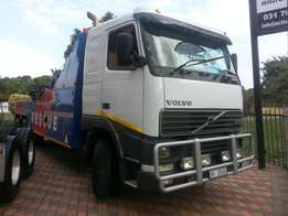 Volvo Fh12 Recovery Vehicle 420Hp