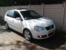 Polo 1.9 TDI with glass Sunroof