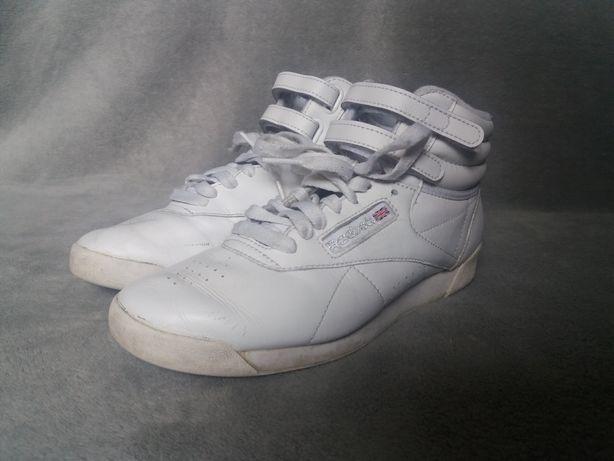 b46287c7 Buty białe skórzane sneakersy Reebok Classic Rozmiar 36 Piekary - image 1