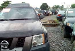 2006 nissan xterra with reverse camera