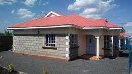 Three bedroom bungalow for sale between Ongata Rongai and Kiserian