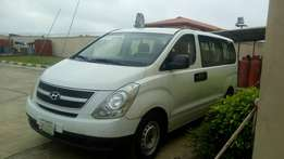 An Hyundai H-1 is up for sale