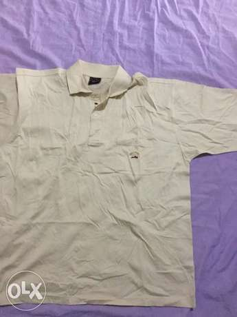 Paul And Shark Polo Shirt Size2XL Made In Italy Original