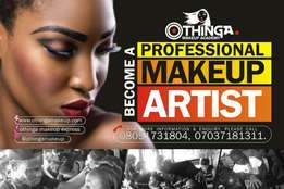 Take advantage and become a professional makeup artist in 6 weeks.